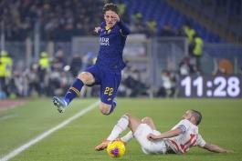 رم-سری آ-ایتالیا-As Roma-یوونتوس-Juventus