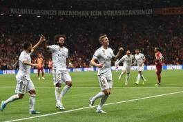 رئال مادرید-اسپانیا-لیگ قهرمانان اروپا-آلمان-Real Madrid-برزیل- آلمان
