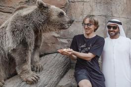 کرواسی-دبی-باغ وحش-رئال مادرید-امارات-Dubai