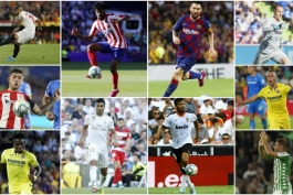 Real Madrid-Barcelona-Atletico Madrid-بارسلونا-رئال مادرید-اتلتیکو مادرید