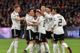 لیست تیم ملی آلمان برای بازی برابر استونی و آرژانتین اعلام شد