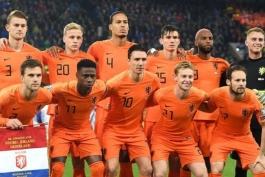 صعود هلند، آلمان، کرواسی و اتریش به یورو 2020