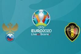 رسمی؛ ترکیب تیم های روسیه و بلژیک