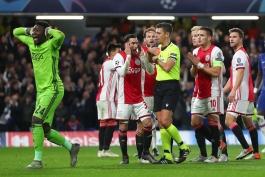 آژاکس-چلسی-لیگ قهرمانان اروپا-انگلستان-استمفورد بریج-Ajax-Chelsea-England-Champions League