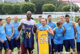 لالیگا-اسپانیا-بسکتبال-NBA-La Liga-Barcelona-بارسلونا