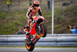 موتوجیپی – مسابقات موتورسواری – گرندپری موتوجیپی تایلند- پیست چانگ - مسابقه MotoGP - رپسول هوندا - مارک مارکز