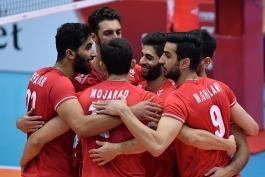 جام جهانی والیبال 2019 ژاپن - جام جهانی والیبال - ورزش والیبال - اخبار والیبال - تیم ملی والیبال ایران
