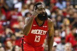 اخبار بسکتبال NBA - نتایج مسابقات NBA - هایلایت بازی های NBA - کنفرانس غرب NBA - هیوستون راکتس - جیمز هاردن