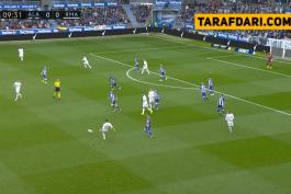 خلاصه بازی آلاوز 1-2 رئال مادرید (لالیگا - 2019/20)