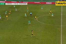 وردربرمن-دورتموند-دی اف بی پوکال-آلمان-Borussia Dortmund-werder bremen