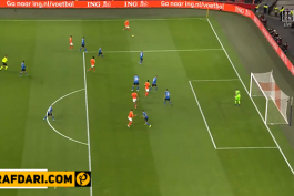 خلاصه بازی هلند 5-0 استونی (مقدماتی یورو 2020)