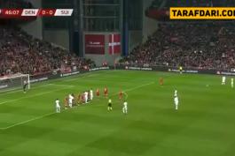 سوئیس-دانمارک-آرسنال-لیگ برتر-switzerland