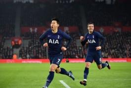 تاتنهام-ساوتهمپتون-جام حذفی انگلستان-Tottenham-Southampton