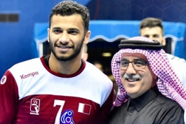 هندبال-قطر-تیم ملی هندبال قطر-Qatar