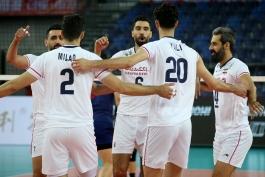 تیم ملی والیبال-ایران-iran national volleyball team