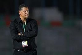 علی دایی-لیگ برتر فوتبال ایران-ali daie-iran football leauge