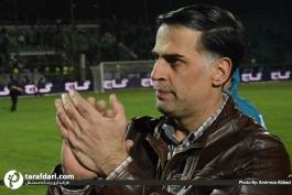 سعید آذری: رده چهارم فولاد نباید توقعی ایجاد کند؛ با درایت نکونام، به تیم سر و سامان داده شد