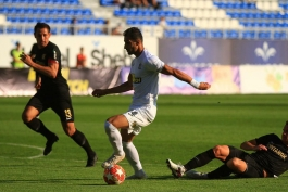 مهاجم ایرانی-لژیونر ایرانی اوکراین-فوتبال اوکراین-باشگاه المپیک دونتسک اوکراین-FC Olimpik Donetsk