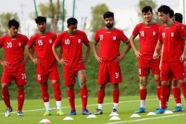 تیم المپیک ایران