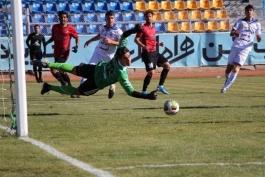 لیگ دسته اول فوتبال؛ شکست مس رفسنجان برابر قشقایی؛ تساوی ملوان مقابل داماش گیلانیان