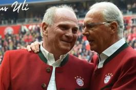 آلمان-بایرن مونیخ-تیم ملی آلمان-خداحافظی با هونس-Bayern Munich