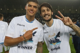 لاتزیو-سوپرجام ایتالیا-Lazio
