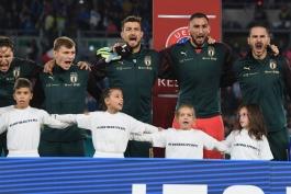 صعود ایتالیا به عنوان دومین تیم به یورو 2020 مسجل شد