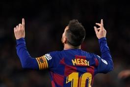 مقایسه تعداد هت تریک های لیونل مسی با کریستیانو رونالدو و سایر ستاره های فعلی دنیای فوتبال