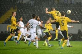 آرسنال - لیگ اروپا - گلزنی مقابل ویتوریا گیمارش