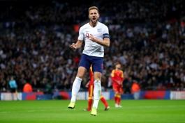 آمارهای به ثبت رسیده در مرحله مقدماتی یورو 2020؛ هری کین بالاتر از کریستیانو رونالدو بهترین گلزن مسابقات شد