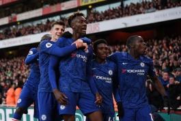 چلسی-Chelsea-Premier League-لیگ برتر