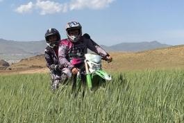 موتورسواری - موتورسوار ایرانی - موتور- ورزش موتورسواری