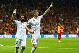 تونی کروس-رئال مادرید-لیگ قهرمانان اروپا-گالاتاسارای-Toni Kroos