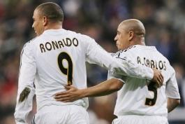 روبرتو کارلوس-رئال مادرید-رونالدو-لالیگا