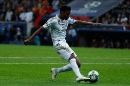 رودریگو گوئس-رئال مادرید-لیگ قهرمانان اروپا-Rodrygo Goes
