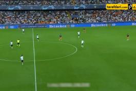 خلاصه بازی والنسیا 0-3 آژاکس (لیگ قهرمانان اروپا - 2019/20)