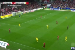 فول مچ فرایبورگ - دورتموند (بوندس لیگا - 2019/20)