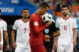 پرتغال / جام جهانی 2018 / ایران / Iran / Portugal / 2018 Wold Cup