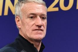فرانسه / فوتبال / سرمربی / head Coach / France / Football