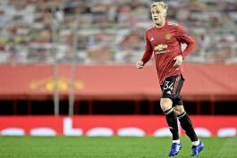 منچستریونایتد / لیگ قهرمانان اروپا / هلند / Netherlands / Premier League / Manchester United