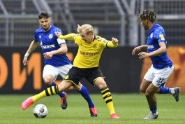 دروتموند-بوندسلیگا-شالکه-آلمان-Germany-Bundesliga-BVB-Schalke