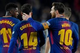 بارسلونا-برزیل-آرژانتین-لالیگا-La Liga-Brazil-Argentina-Barcelona