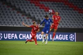 بایرن مونیخ / چلسی / لیگ قهرمانان اروپا / UCL / Chelsea / Bayern Munich