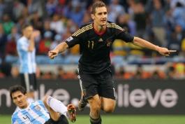 آرژانتین / آلمان / جام جهانی 2010 / Germany / 2010 World Cup / Argentina