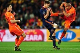هلند / اسپانیا / جام جهانی 2010 / 2010 World Cup / Spain / Netehrlands