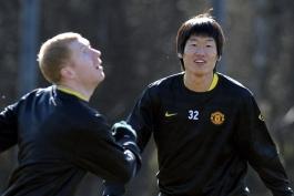 منچستریونایتد / کره جنوبی / انگلیس / Premier League / South Korea / Manchester United
