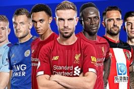 ستارگان لیگ برتر / Premier League Stars