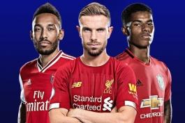 Manchester United-Premier League-Arsenal-Liverpool-لیورپول-منچستریونایتد-لیگ برتر-آرسنال
