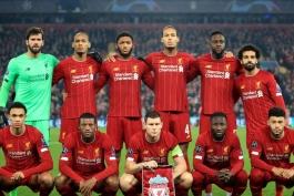 لیورپول-Liverpool-لیگ برتر-Premier League