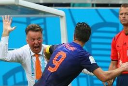هلند / جام جهانی 2014 / لاله های نارنجی / Orange / Netherlands / Manchester United / 2014 World Cup